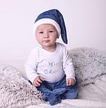 Новогодний костюмчик для малышей Санта (0-6 мес), фото 2