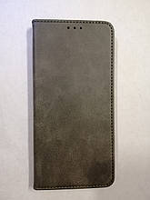 Чехол-книжка Samsung A21 TPU Gray