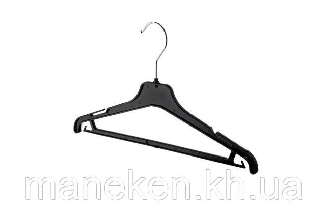 """Вешалка для одежды TREMVERY """"ВКР-45"""" черная Z, фото 2"""