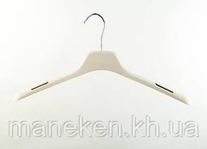 """Вешалка для одежды TREMVERY """"ВОП-42/2,8"""" белая кремовая S2white, фото 2"""
