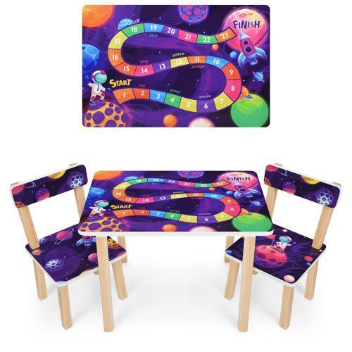 Столик і стільчики для дитини 501-113(EN) Змійка