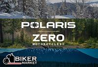 Совместный проект Polaris и Zero Motorcycles