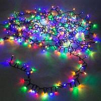 Світлодіодна гірлянда LED 320 діодів, колір мультиколор, 8 режимів, для дому та вулиці.