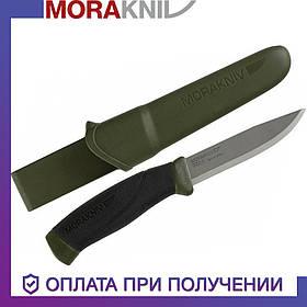 Туристический нож Mora Companion MG Stainless Steel (мора 11827) Morakniv