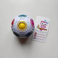 """Мячик """"Орбо для развития мелкой моторики и изучения цветов, 2+"""