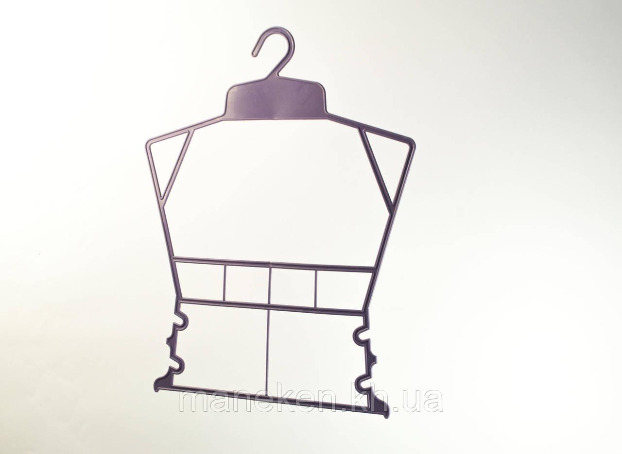 Рамка P2color (фиолет)