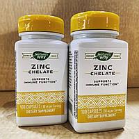 Цинк Хелат Zinc chelate 30 мг