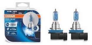 Лампа фары H16 19W 12V PGJ19 COOL BLUE Intense (компл.) (OSRAM)