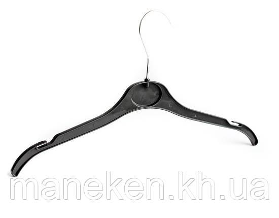 """Вешалка для одежды TREMVERY """"ВТ-2 (41см)"""" черная S3black, фото 2"""