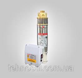 KOER 4SKM-100 свердловинний Насос вихровий (3 м³, 60 м, 0.75 кВт)
