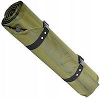 Армійський Термоковрик (Матрац) самонадувний 185х50см Mil-Tec (14420001) Olive