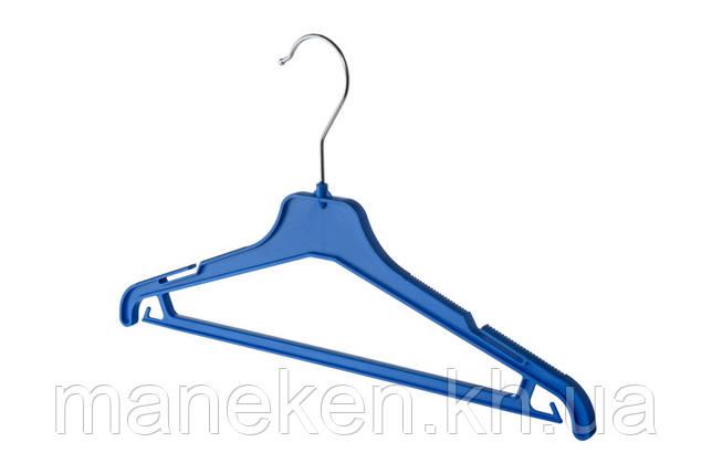 """Вешалка для одежды TREMVERY """"ВКР-35"""" синяя S2color, фото 2"""