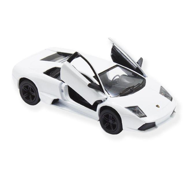 "Модель легкова 5 "" KT5317W LAMBORGHINI MURCIELAGO LP640 (White)"