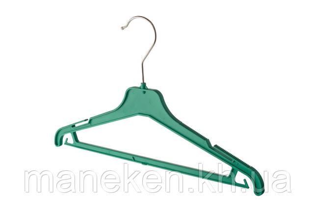 """Вешалка для одежды TREMVERY """"ВКР-35"""" зеленая S2color, фото 2"""