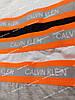 Набор трусиков Calvin Klein neon трусики слипы  3 шт. Женское белье (Реплика), фото 3