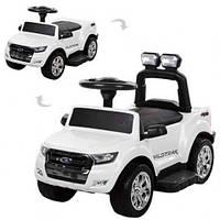 Детский электромобиль KP01В Белый