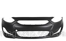 Бампер передний Hyundai Accent (10-16)
