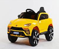 Детский электромобиль J1903 Желтый