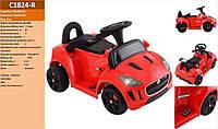 Детский электромобиль C1824-R Красный