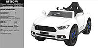 Детский электромобиль RT560-W Белый
