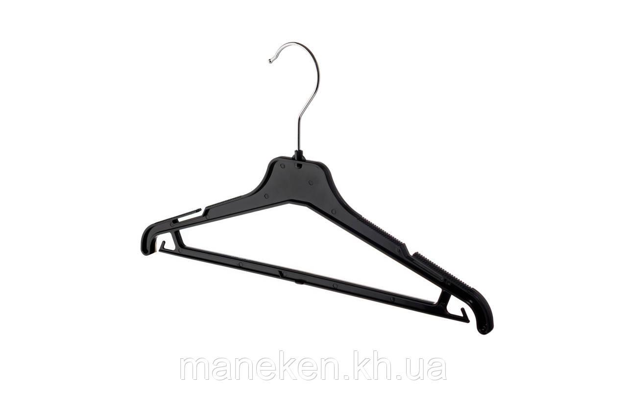 """Вешалка для одежды TREMVERY """"ВКР-35"""" черная Z"""