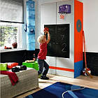 Самоклеящаяся пленка для рисования мелом 200х60 см + 5 мелков, меловая плёнка Сhalky-Мarkee, фото 9