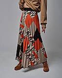 Трендовый женский костюм двойка (блуза и юбка) Setre, фото 4