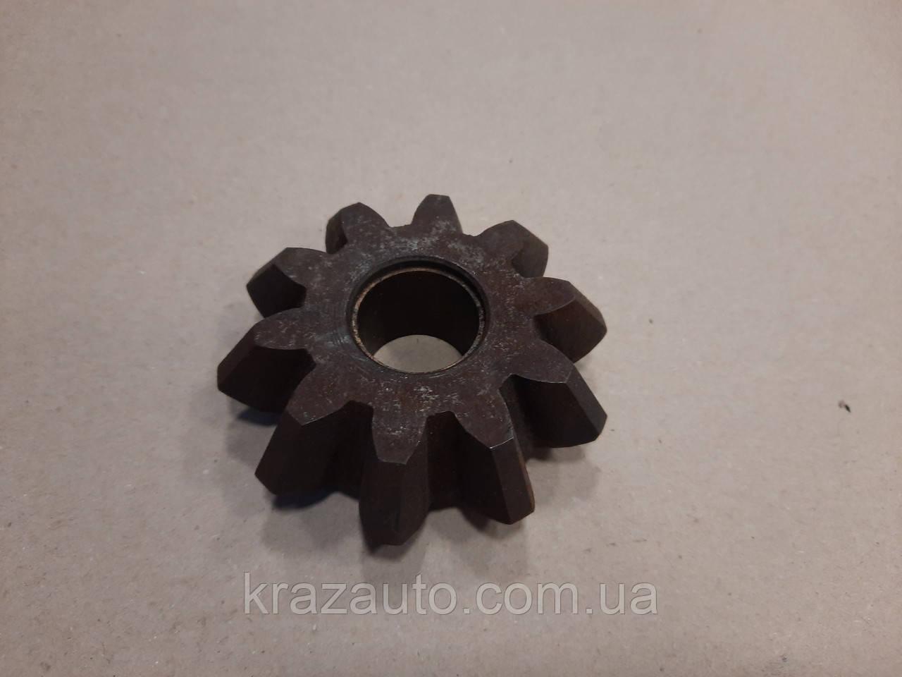 Сателіт диференціала КРАЗ міжосьового МОД Z=10 зуб. 6505-2506054