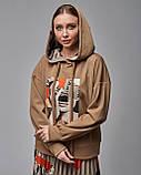 Трендовый женский костюм двойка (блуза и юбка) Setre, фото 3