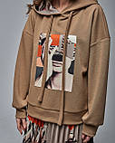 Трендовый женский костюм двойка (блуза и юбка) Setre, фото 2