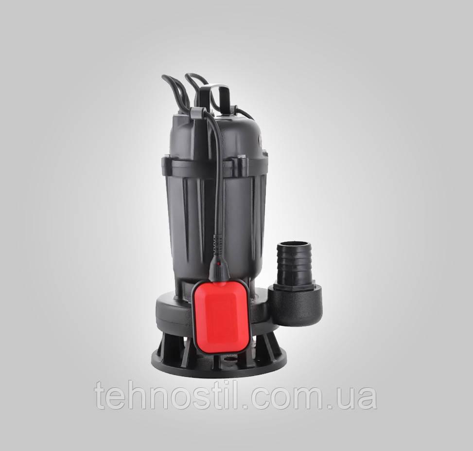 KOER WQD 18-15-0,75 CAST Дренажно-фекальный насос (18 м³, 15 м, 0.75 кВт)