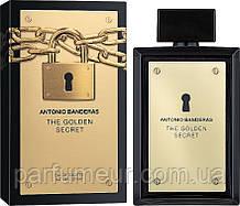 The Golden Secret Antonio Banderas eau de toilette 200 ml