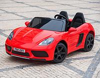 Детский электромобиль Bambi Porsche M 4055AL-3 Красный