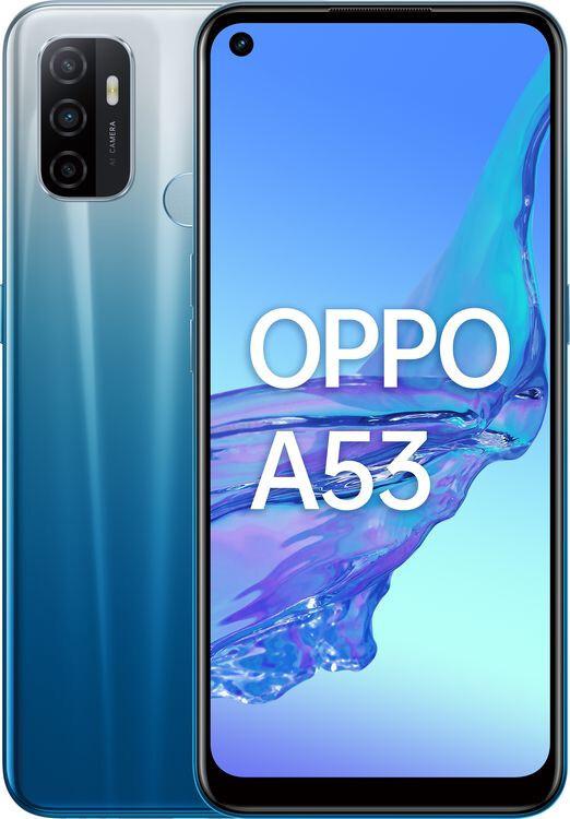 OPPO A53 4/64Gb NFC Blue Гарантия 1 год