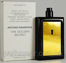 The Golden Secret Antonio Banderas eau de toilette 100 ml TESTER