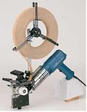 Машинка кромкооблицовочная ручная Virutex AG 98F для наклеивания кромки толщиной до 1 мм, ширина 50 мм, фото 2