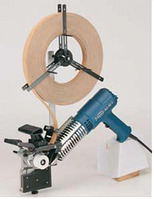 Машинка кромкооблицовочная ручная virutex AG 98F для облицовки панелей кромочным материалом
