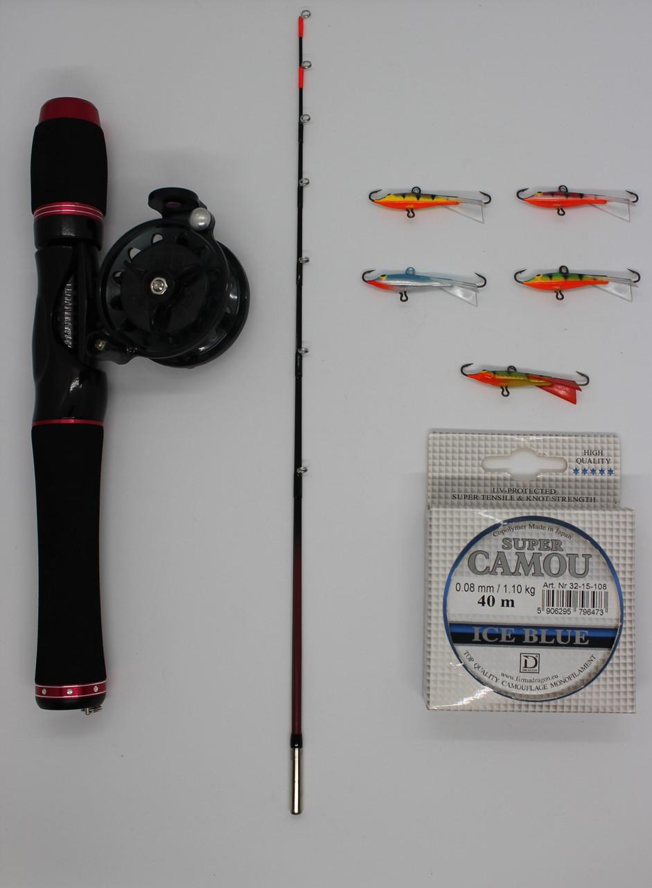 Набір для Зимової риболовлі №2