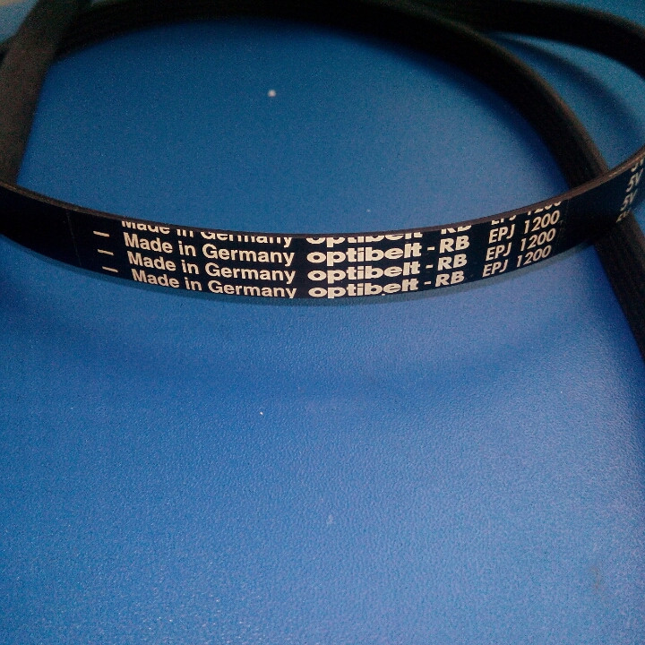 Ремень 1200 J5 EL «Optibelt» черный