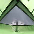 Палатка KingCamp Camp King (KT3096 Green) четырехместная, фото 4