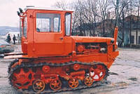 Запчасти  ДТ-75