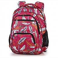 Рюкзак школьный Dolly-546 Красный, КОД: 1861398