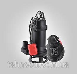 KOER WQD 20-15-1,5 FREZA Дренажно-фекальный насос (18 м³, 15 м, 1.5 кВт)