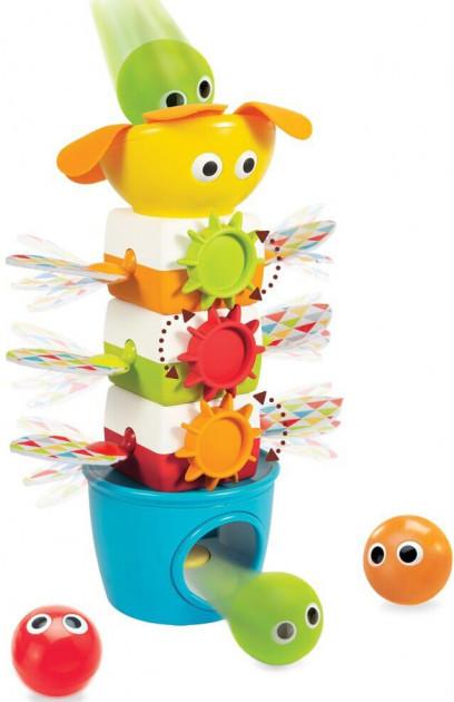 Развивающая игрушка Yookidoo Музыкальная Пирамидка