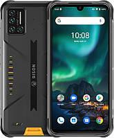 Защищенный смартфон Umidigi Bison (yellow) - 6/128ГБ - IP69K - ОРИГИНАЛ - гарантия!
