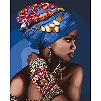 "Картина по номерам ""Восточная красота"" 40x50 см KHO4661"