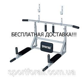 Брусья-турник настенный SPORTKO Т3