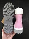 Жіночі Чоботи Timberland (Хутро),Pink, фото 3