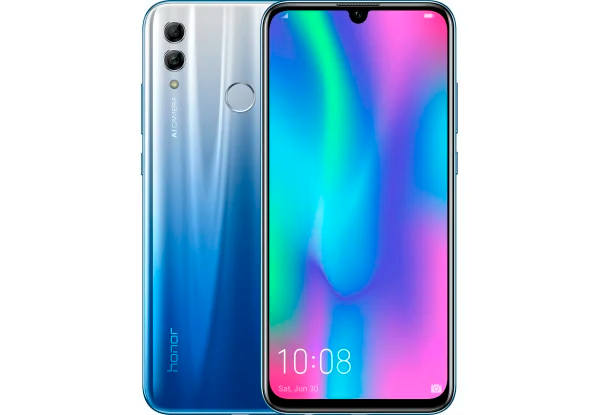 Huawei Honor 10 Lite 3/64Gb white-blue Global Version