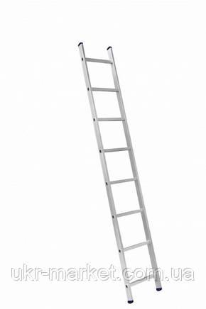Алюминиевая лестница приставная на 8 ступеней (профессиональная), фото 2